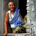 buddhist-nun