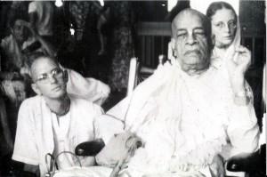 Prabhupada w babhru